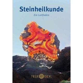 """Buch """"Steinheilkunde Leitfaden"""""""