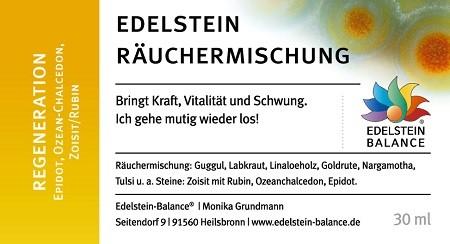 "Räuchermischung ""Regeneration"""