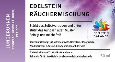 """Räuchermischung """"Jungbrunnen"""""""