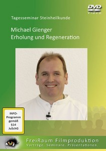 DVD Tagesseminar Erholung und Regeneration (Michael Gienger)