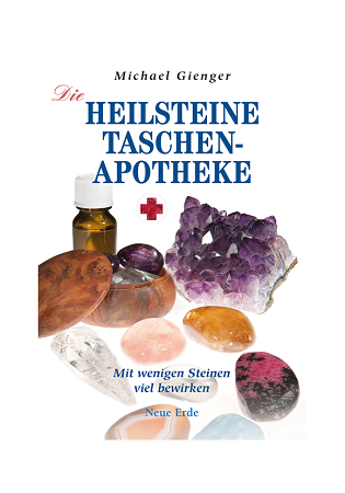 """""""Die Heilsteine Taschen-Apotheke"""" (Michael Gienger)"""