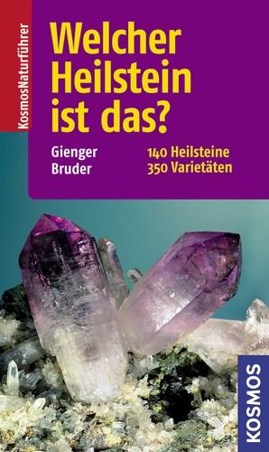 """Buch """"Welcher Heilstein ist das?"""" (Michael Gienger, Bernhard Bruder)"""